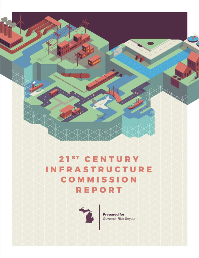 Michigan's 21st Century Infrastructure Commission Report