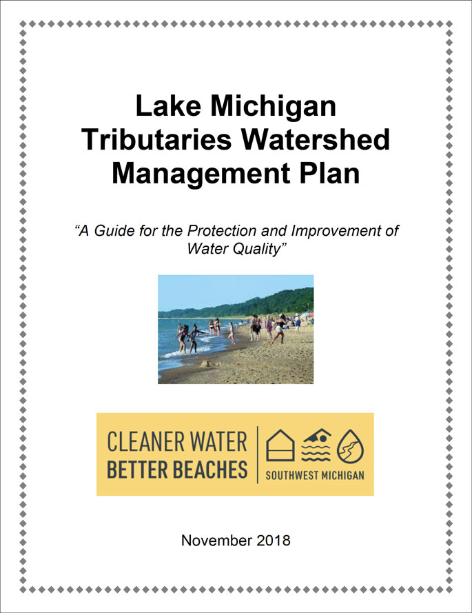 Lake Michigan Tributaries Watershed Management Plan